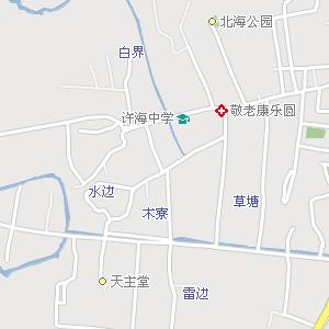 南海小塘汽车客运站附近地图