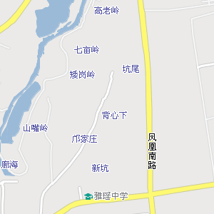 广州市花都区汽车客运站附近地图