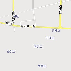 正阳县城电子地图,正阳城区街道地图