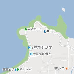 垛顶山公园(威海)附近地图