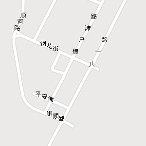 新疆电子地图 乌鲁木齐市地图