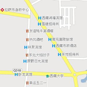 甘肃省>兰州市>城关区>八廓街道地图