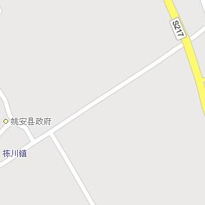 楚雄 攀枝花地图