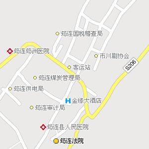 四川宜宾筠连地图,四川筠连电子地图