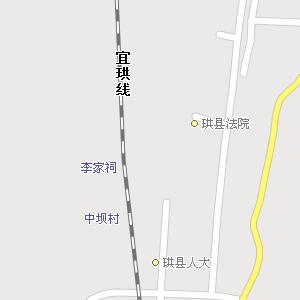 兴文县地图 屏山县地图