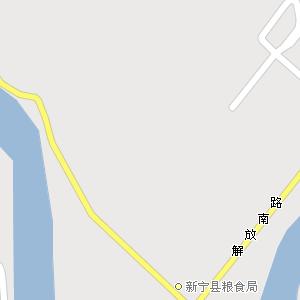 湖南省邵阳市新宁县地图图片