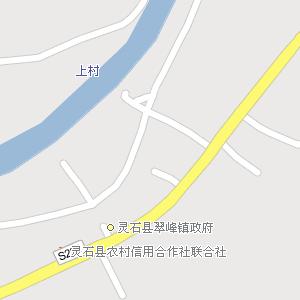 山西晋中灵石地图,山西灵石电