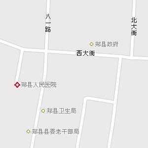 河南平顶山郏县地图,河南郏县电子地图