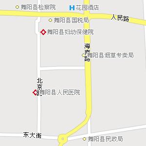 河南省漯河市舞阳县地图,舞阳