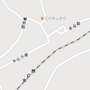 随州市广水市广水街道地图图片