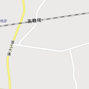 江西上饶弋阳地图,江西弋阳电子地图