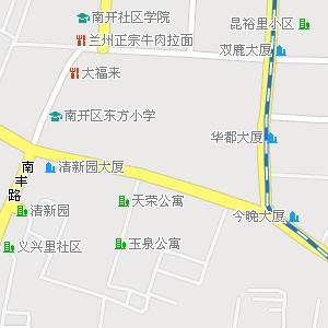 中国移动南京路营业厅附近地图