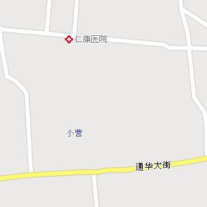 河北唐山遵化地图,河北遵化电子地图