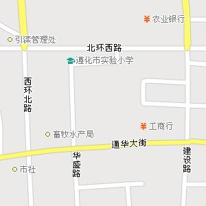 河北唐山遵化地图,河北遵化电