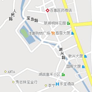 福建省泉州市石狮市公路电子地图