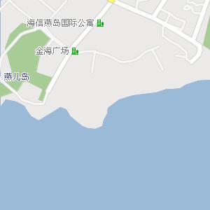 山东省电子地图 青岛市地图