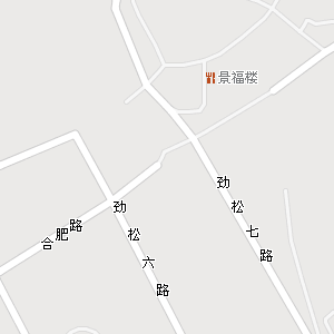 青岛市市北区合肥路街道地图