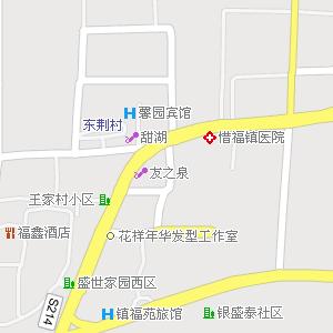 青岛城阳区地图全图图片下载分享;