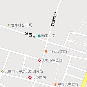 辽宁省电子地图 丹东市地图