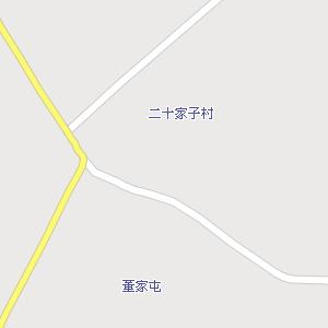 四平市地图 公主岭市地图 > 二