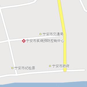 黑龙江牡丹江宁安地图