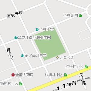 牡丹江贝壳连锁驿馆(太平路店)