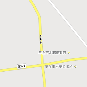 章丘-水寨镇