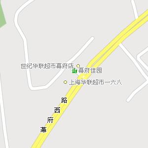 大理市下关苗圃地图