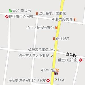 锦州-古塔区概况