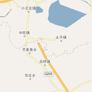 天津市行政区划分地图矢量图
