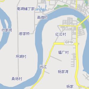 丹洲中学附近地图