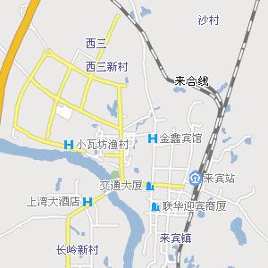 项目来宾火电b厂,合山电厂是广西最大的火力发电厂