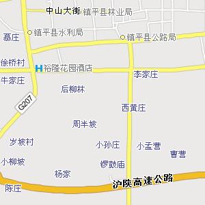 河南南阳西峡地图_风景520