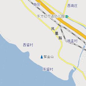 平顶山城区街道地图