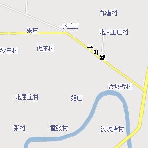 1 公里 平顶山城区电子地图 平顶山城区地图 高清图片