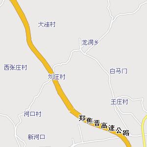 焦作市三维地图