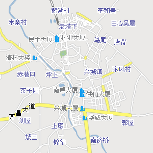 兴宁市地图兴宁市新城市规划图