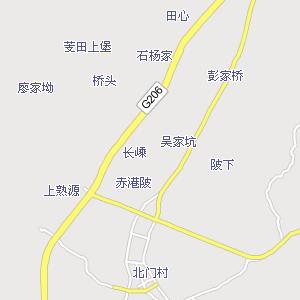 广昌城区街道地图图片
