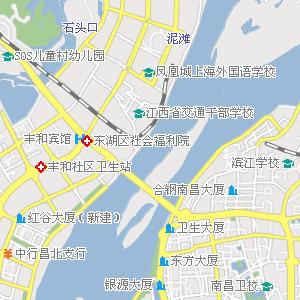 绳金塔景区地图