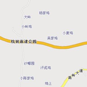 义乌到衢州地图