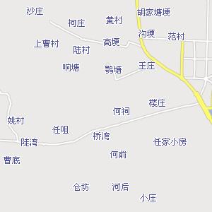 无为城区街道地图