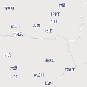 汤山风景区附近地图