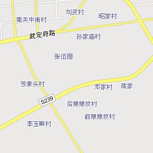 济南到邹平地图