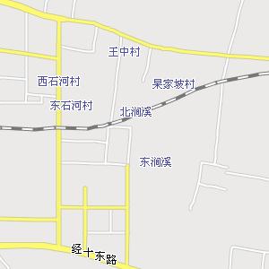 章丘城区街道地图