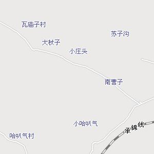 平泉城区电子地图,平泉城区地图