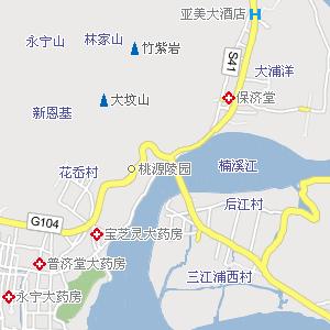 双屿镇牛岭工业办公楼(温州)附近地图