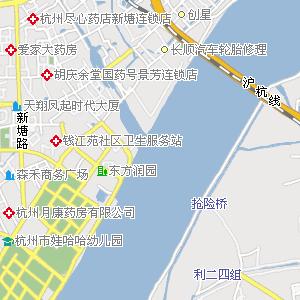 杭州东站到西湖风景区