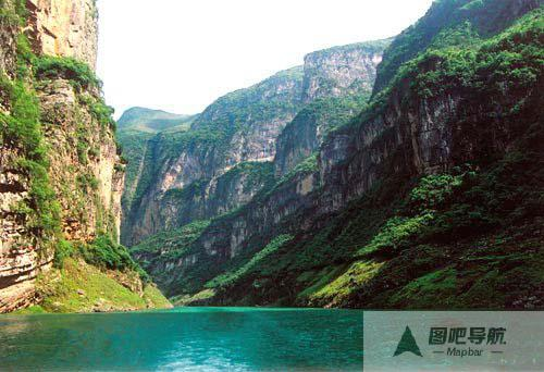 巫山县地图_巫山县地图查询