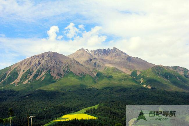 青海省海西蒙古族藏族自治州天峻县