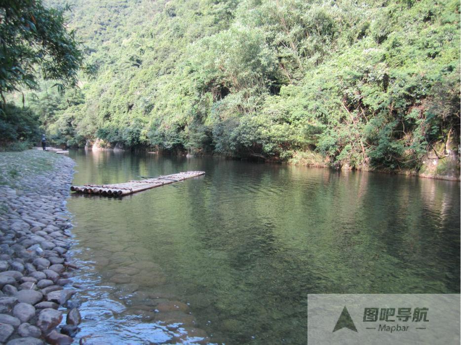 永泰莒溪风景区